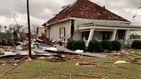 Varios tornados devastan Alabama y Georgia (EEUU) y dejan al menos 23 muertos