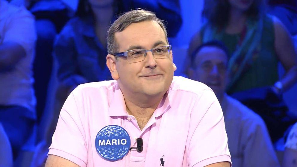 Mario desaprovecha su vuelta a 'Pasapalabra', tras haber sido eliminado