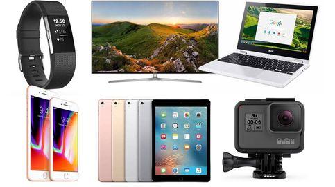 Móviles, TV... Los 20 'gadgets' que tienes que comprar (rebajados) en el Black Friday