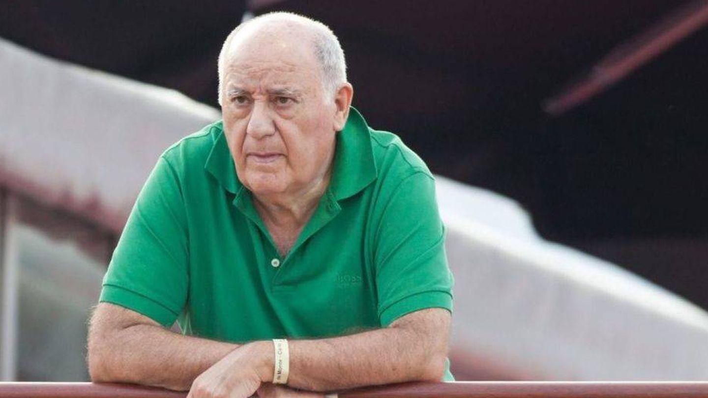 El empresario Amancio Ortega, en una imagen de archivo. (Gtres)
