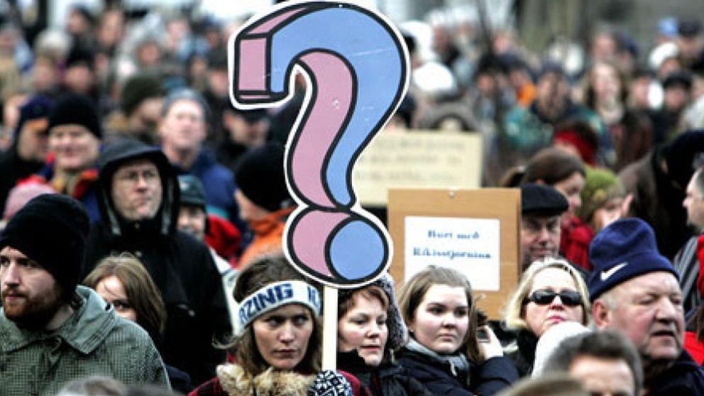 Reino Unido reclamará en los tribunales a Islandia que pague por la quiebra bancaria