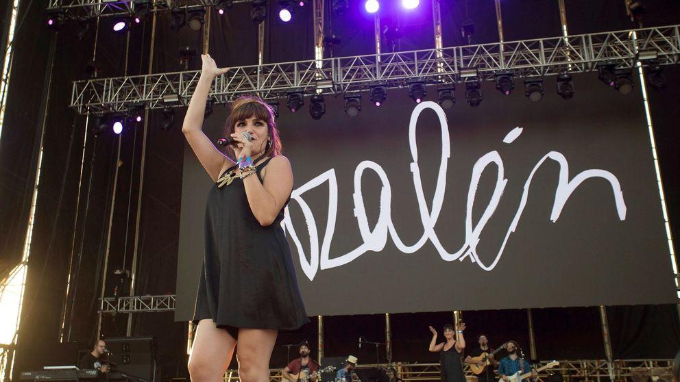 Rozalén anuncia un concierto en el WiZinc Center de Madrid el 14 de junio