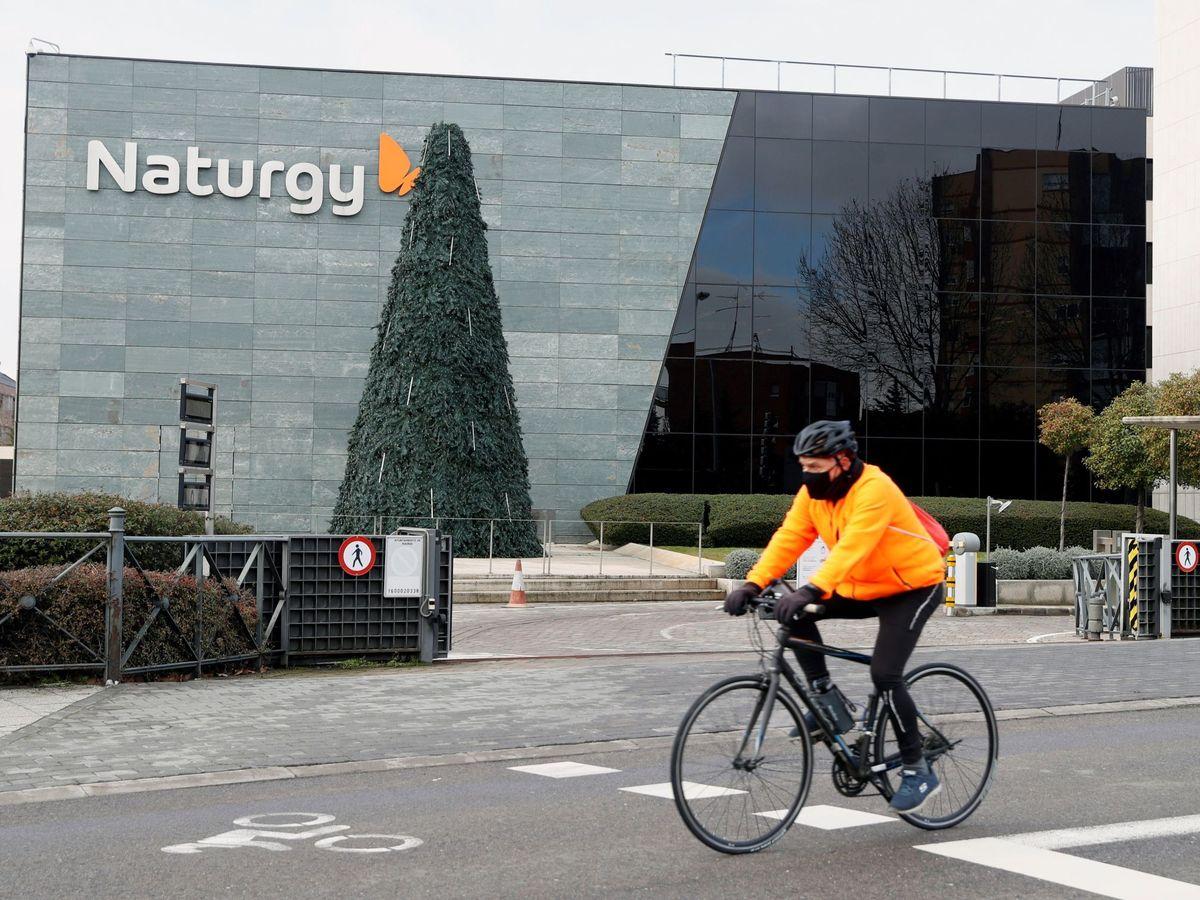 Foto: La hasta ahora sede de Naturgy en Madrid (EFE)