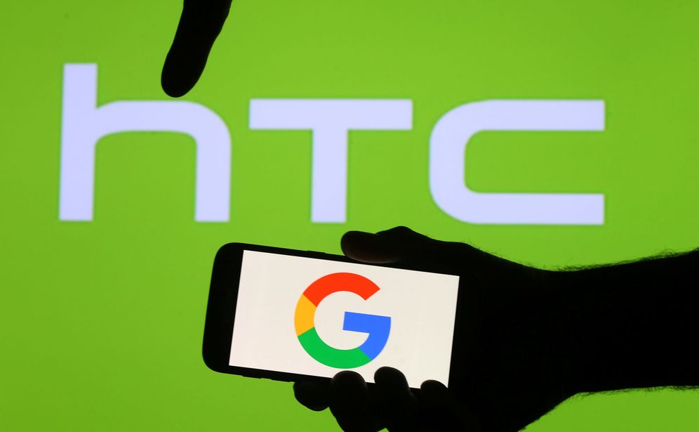 Foto: Google ha comprado parte del fabricante de móviles HTC. (Reuters)