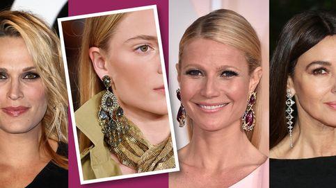 De Gwyneth Paltrow a Paz Vega, todas llevan pendientes XXL