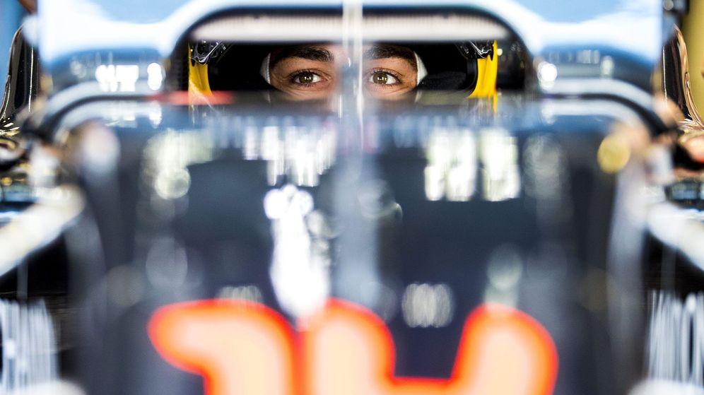 Foto: Fernando Alonso, este viernes en el GP de Italia.