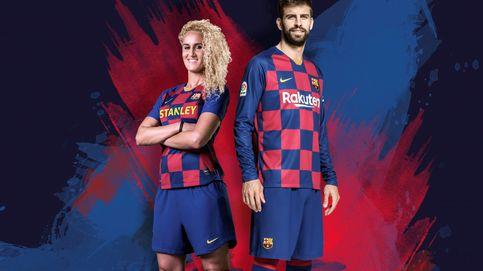 El Barcelona lanza su nueva camiseta a cuadros y Croacia se 'mofa' (y los memes)