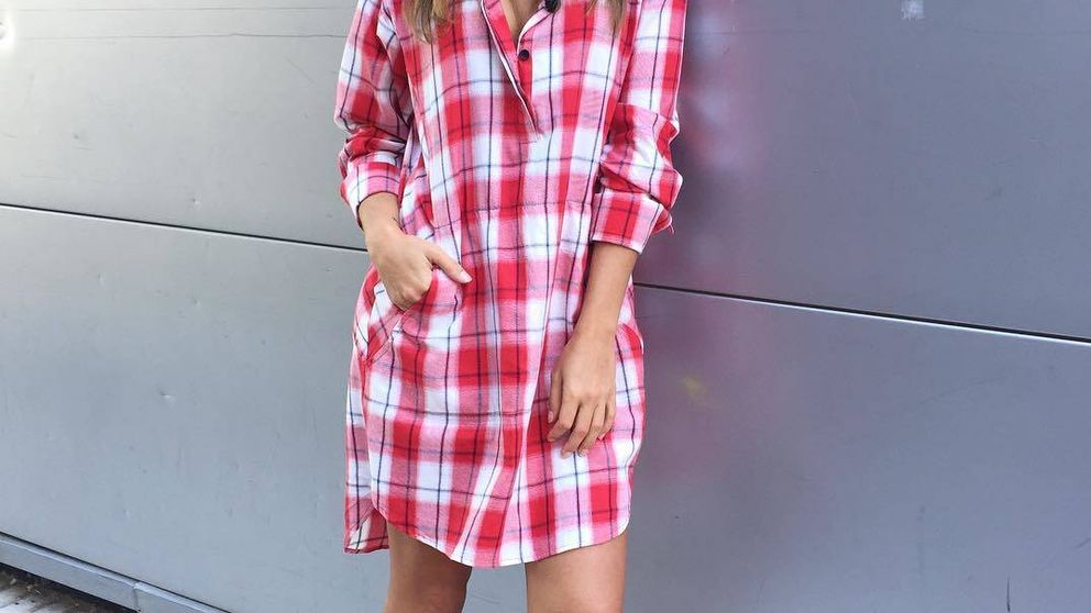 Copia el look: Lara Álvarez: copia su look de inspiración Victorias ...