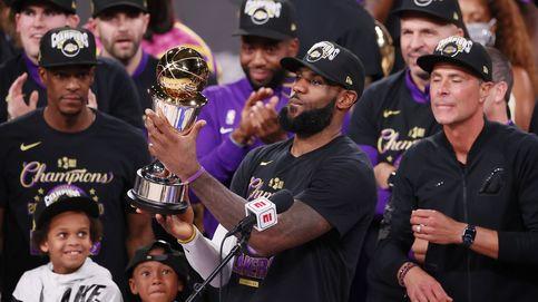 La posición histórica de LeBron James y la insoportable levedad del ruido