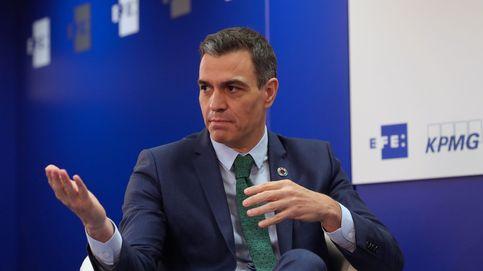 Sánchez vincula el éxito de los fondos europeos a la colaboración con las empresas