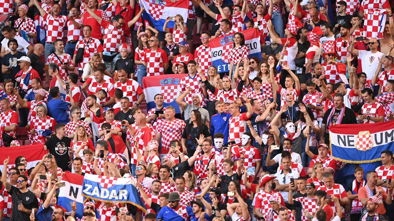 Alrededor de 3.500 croatas poblarán las gradas. (Reuters)
