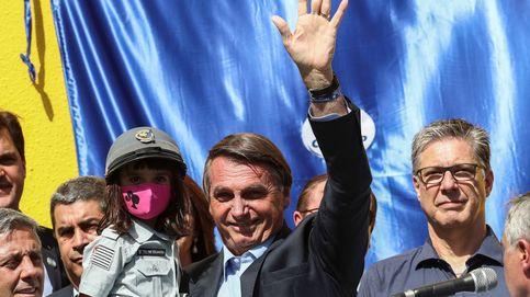 Bolsonaro felicita a Biden con el deseo de que EEUU sea el hogar de los valientes
