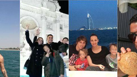 Los jugadores del Real Madrid huyen de España por vacaciones