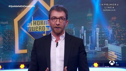 Pablo Motos vuelve a arremeter contra los políticos: ¿No vais a estar a la altura?