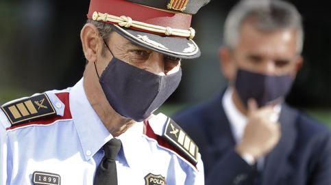El Govern se cansa de Trapero: ultimátum tras sus viajes a Madrid