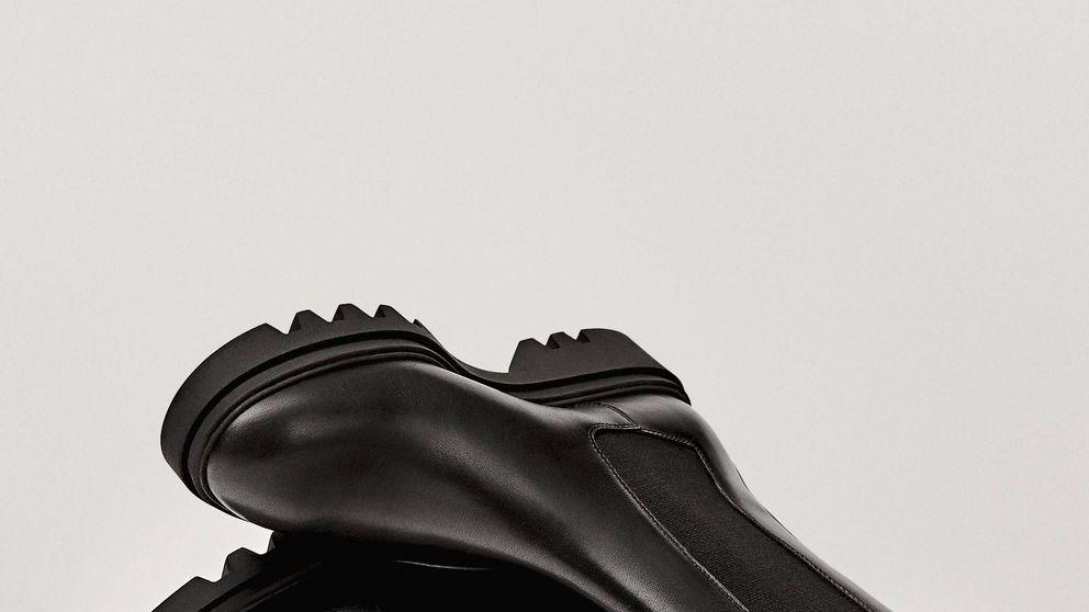 Massimo Dutti tiene los botines chelsea de piel que durarán años en cualquier armario