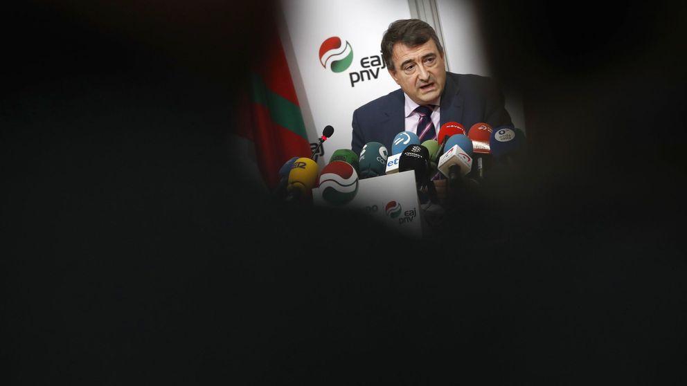La moción de censura de Sánchez divide al PNV y deja en el aire el futuro de Rajoy