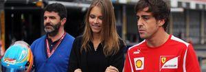 Raquel del Rosario 'bendice' la relación de su exmarido Fernando Alonso con la modelo Dasha Kapustina