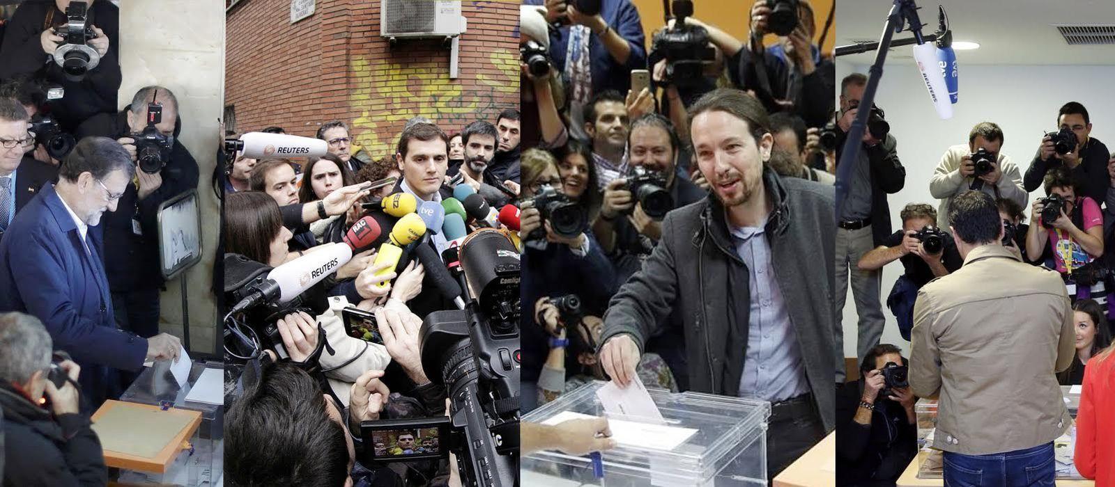 Foto: En directo las informaciones de las Elecciones Generales