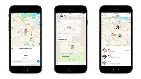 Lo nuevo de WhatsApp: llamadas grupales, más emojis y una ubicación que te rastrea