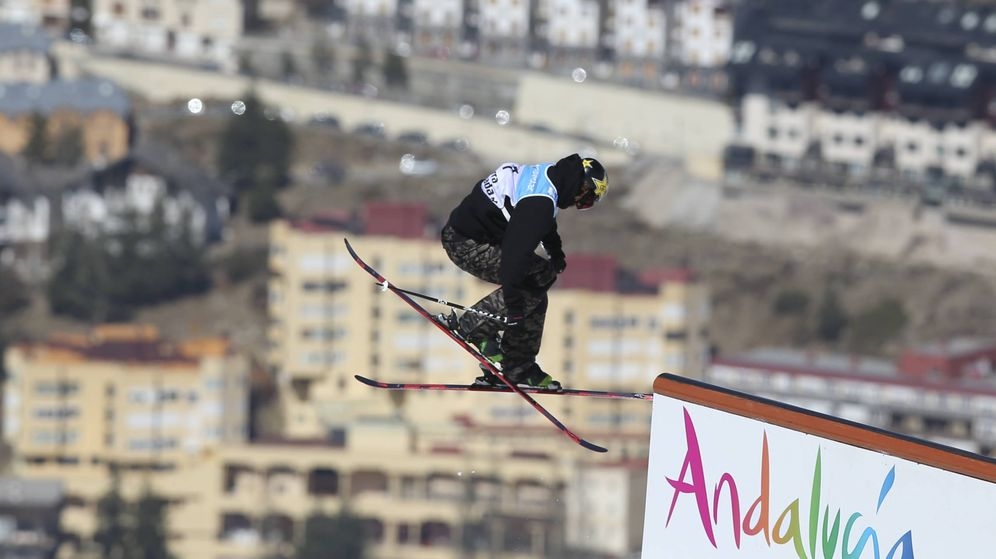 Foto: Final de Ski Freestyle celebrada en 2017 en Sierra Nevada (Albert Gea / Reuters)