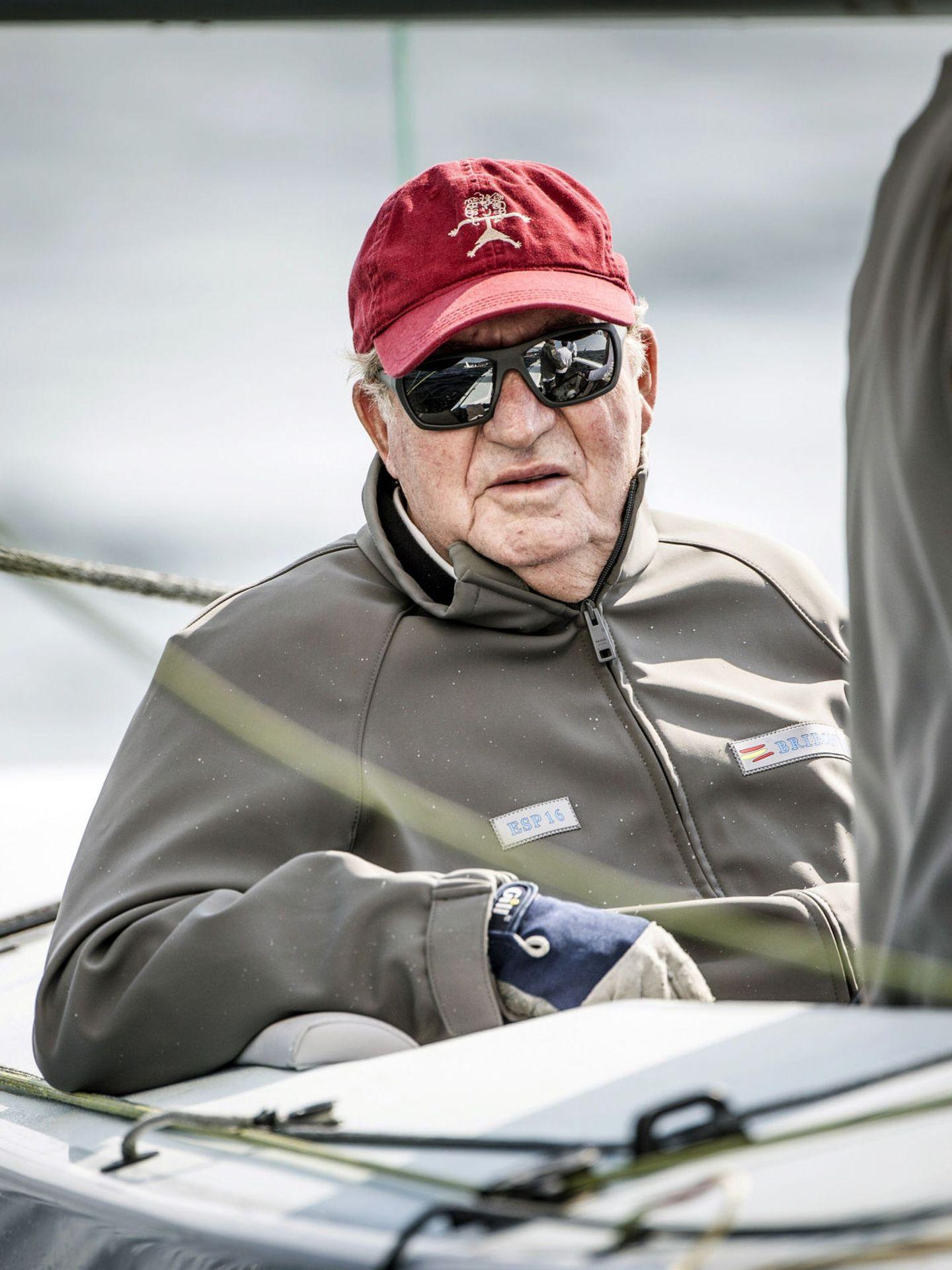 El rey Juan Carlos, en una imagen de archivo. (EFE)