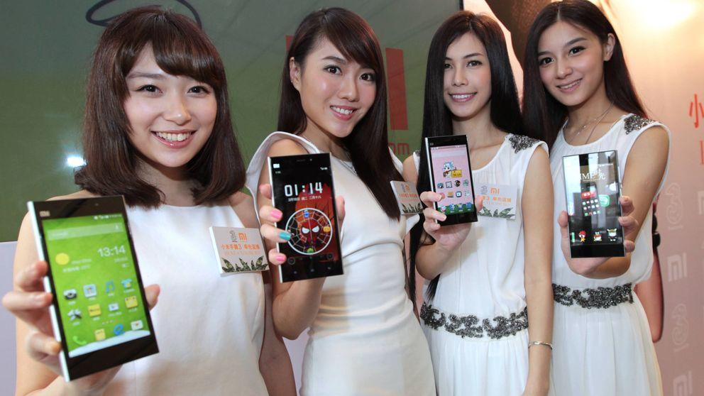 Tienda 'online' y móviles 'low cost': así va a reventar Xiaomi la telefonía en España