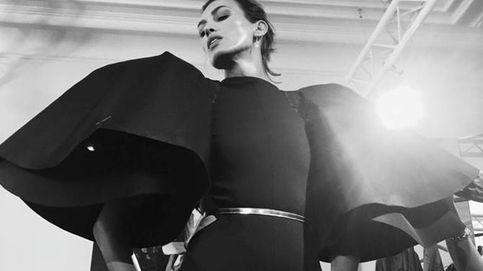 Nieves Álvarez olvida su divorcio en la semana de la moda de París