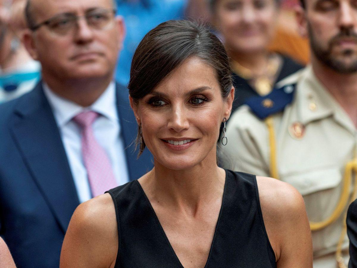 Foto: La Reina, en el festival Atlàntida de 2019. (EFE)