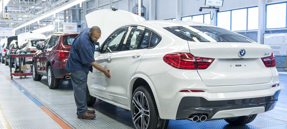 BMW lanzará un X7 en 2016