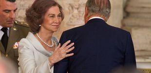 Post de Un exmiembro de Casa Real reconoce que Juan Carlos y Sofía no hacen vida marital