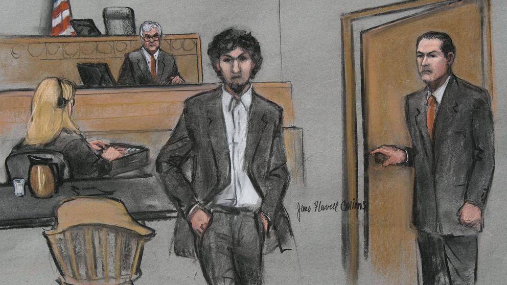 El juez de los atentados de Boston dicta pena de muerte contra Tsarnaev