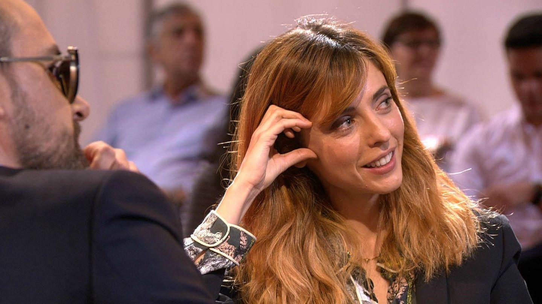 La actriz y escritora Leticia Dolera. (Mediaset)