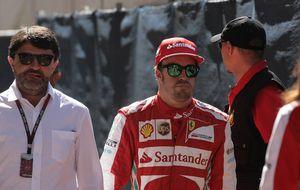 El manager de Alonso habla de un equipo ciclista 'románticamente' rentable