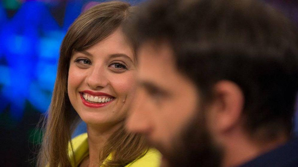 Foto: Michelle Jenner y Dani Rovira confiesan sus escenas más complicadas en 'El hormiguero'. (Antena 3)