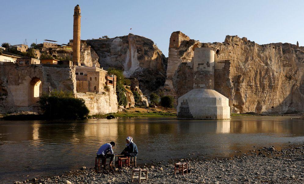Foto: La ciudad de Hasankeyf. (Reuters)