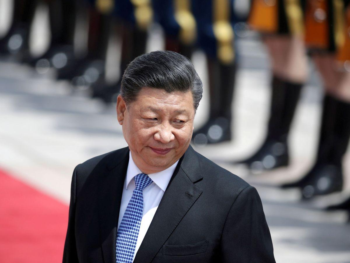 Foto: El presidente chino, Xi Jinping. (Reuters)