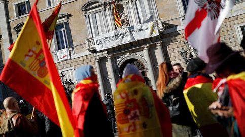 Los Mossos llevan al juez y al fiscal los insultos homófobos en una protesta de Vox contra la gestión del coronavirus
