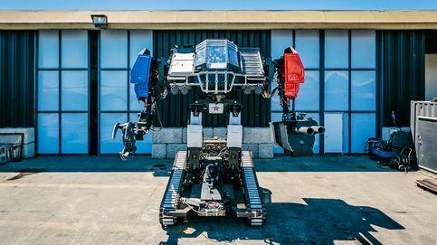 El robot gigante de Megabots