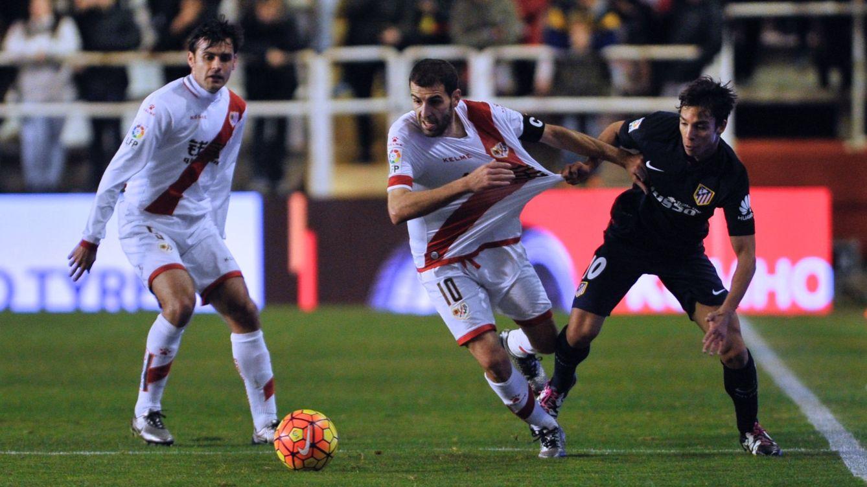 Óliver Torres, víctima de una competencia en aumento en el Atlético de Madrid