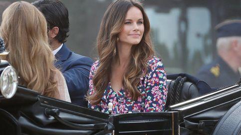 El vestido de Sofía Hellqvist de 59 euros con el que homenajeó a su cuñada Victoria