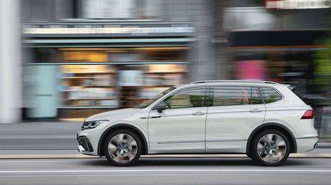 Volkswagen Tiguan Allspace, un SUV grande de siete plazas
