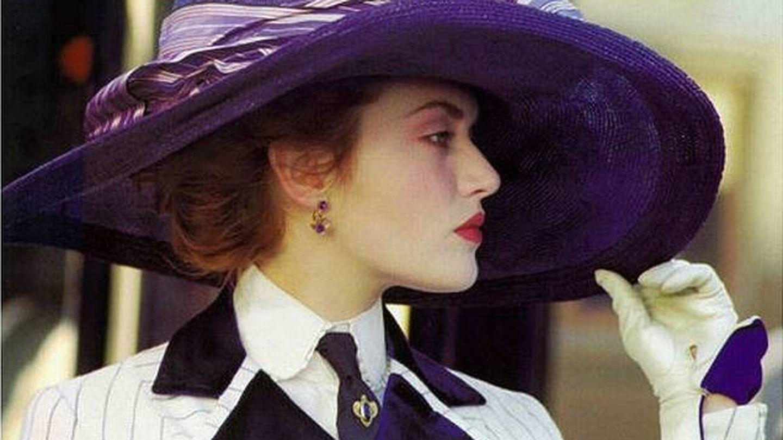 Kate Winslet en 'Titanic'.
