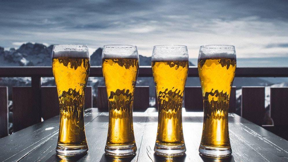 Foto: Cerveza. Foto: Pexels