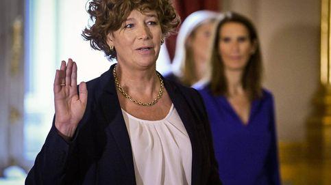 Petra de Sutter, la primera mujer transexual elegida ministra en Europa