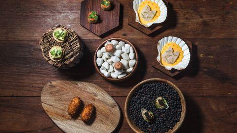Santerra, la cocina de monte bajo de Miguel Carretero en su plenitud