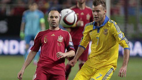 Iniesta, MVP de la final de Champions, se cae de la lista de la selección española
