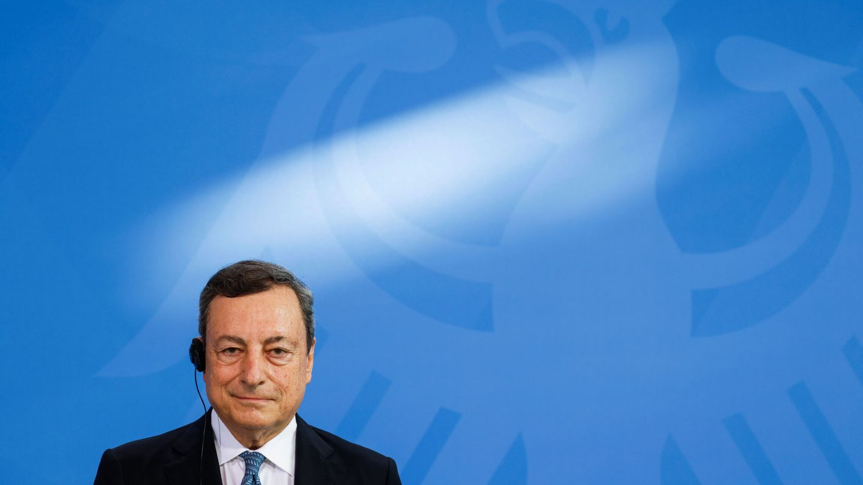 El primer ministro italiano, Mario Draghi. (Reuters)