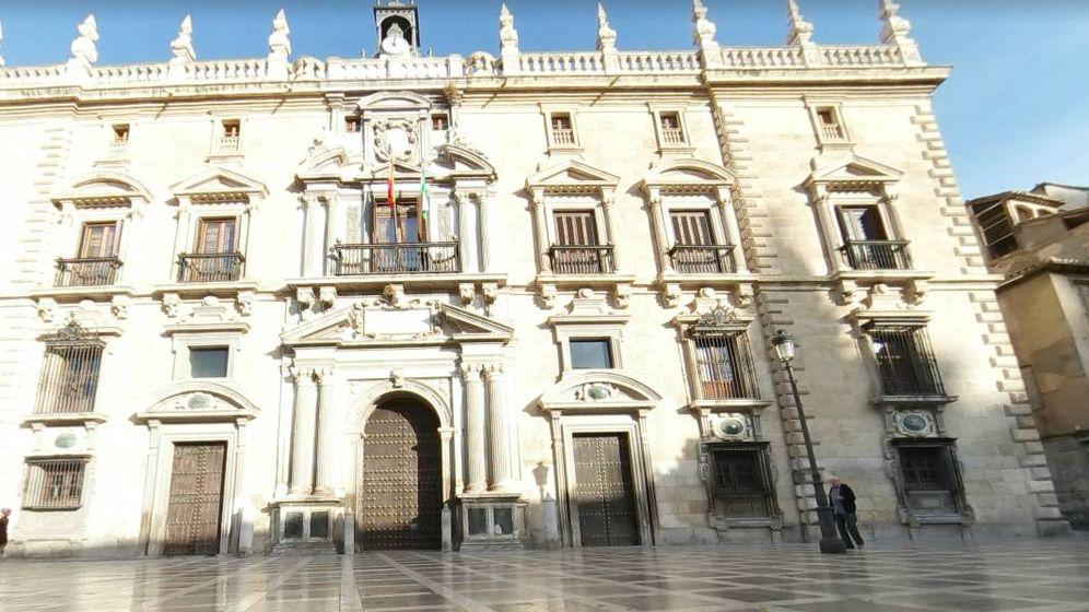 Foto: Exterior del Tribunal Superior de Justicia de Andalucía (Google Maps)