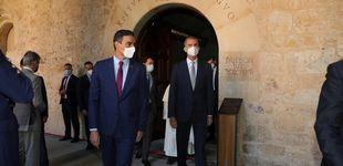 Post de Sánchez anuncia 3,4 M de vacunas extra para frenar los ataques de los presidentes del PP